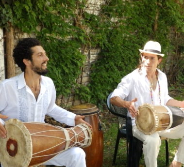 Afrocuban Drums- Bata