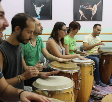 Cuban Latin Percussion